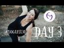 Йога скручивания для детокса и пищеварения Нижняя часть тела Сила Йога решение День 3 Yoga Twists For Detox Digestion Low body Strength YogaFix30 day 3