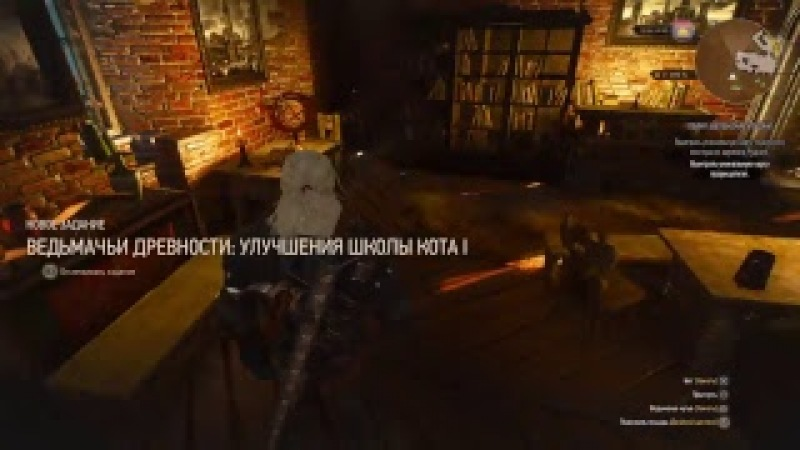 Ведьмак 3 Дикая охота 13 серия