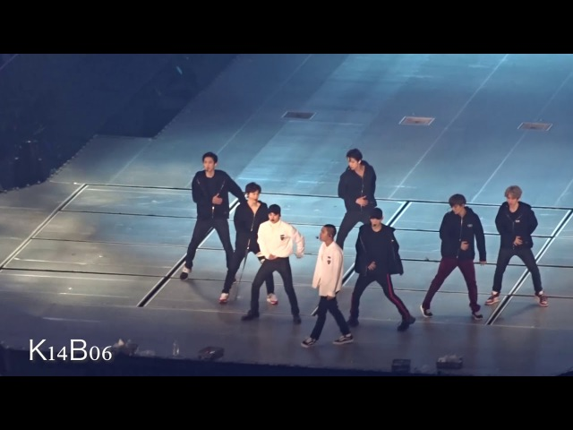 171125 EXO 엑소 - Monster - EXO PLANET 4 - The ElyXiOn in Seoul [직캠]