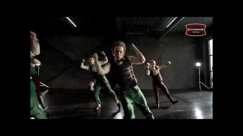 Exordium dance theatre SHOW Toccata and flip