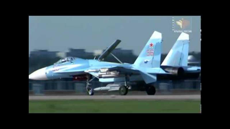 Су 27 Лучший в мире истребитель 4 серия 'Продолжение карьеры' © Крылья России