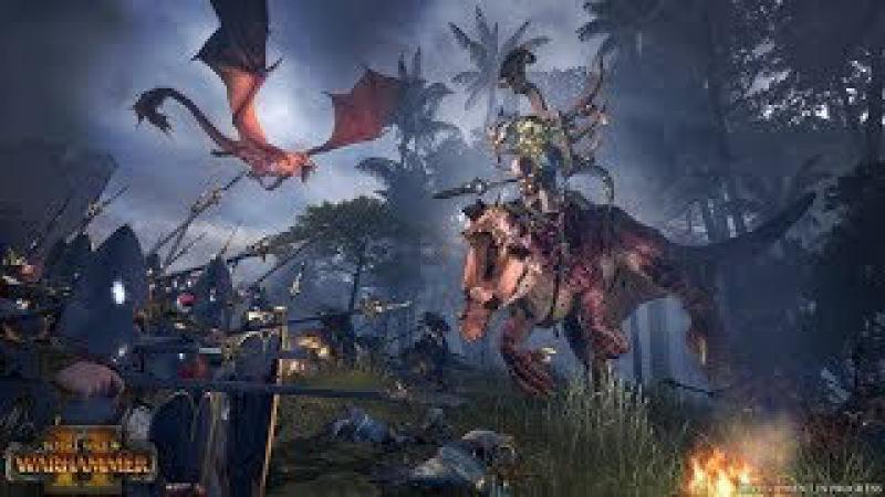 Битва за Длань Богов! - Warhammer 2 Total War 17