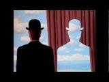 Mystery Man Terje Rypdal w Rene Magritte's art