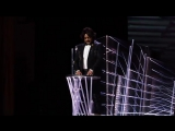 Филипп Киркоров объявлял победителя Баста в номинации «Лучшее концертное Шоу»