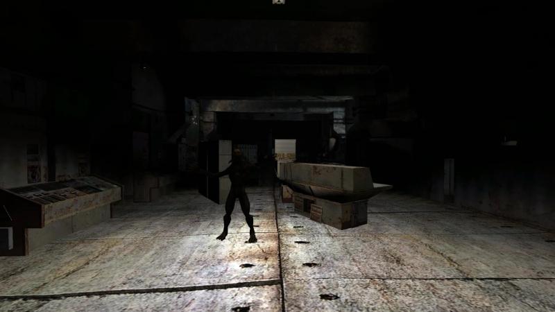 S.T.A.L.K.E.R. Lost alpha DC - подземелья ЧАЭС, появление кровососа