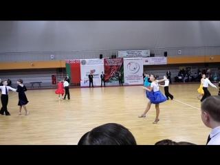 Чемпионат РБ по бально спортивным танцам в Минске джайв 12 марта2017