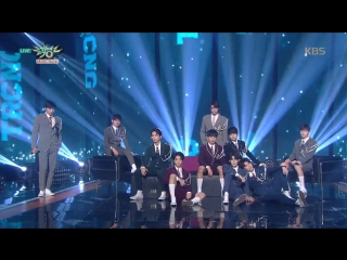 [13.10.2017] TRCNG — My Very First Love @ KBS Music Bank