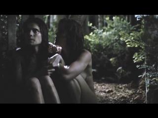 Лэйк Белл Голая - Lake Bell Nude - Остров смерти - Black rock (2012)