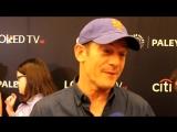 Джейсон Айзекс рассказывает про капитана Лорки на панели трека на (PaleyFest NY)