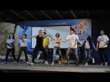 танцевальное попури вожатые крым 2017
