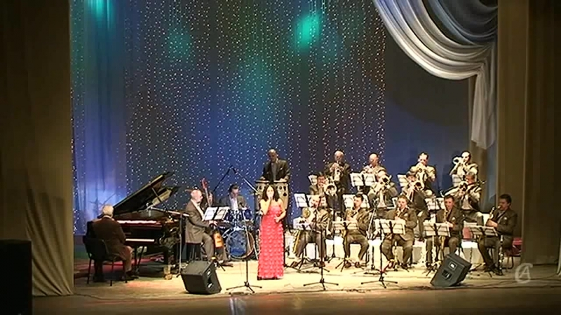 [Alex Music] Зеркало - Мари Карне и Оркестр О.Лундстрема - (2011)