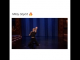 MILEY SLAYED (fangirla)