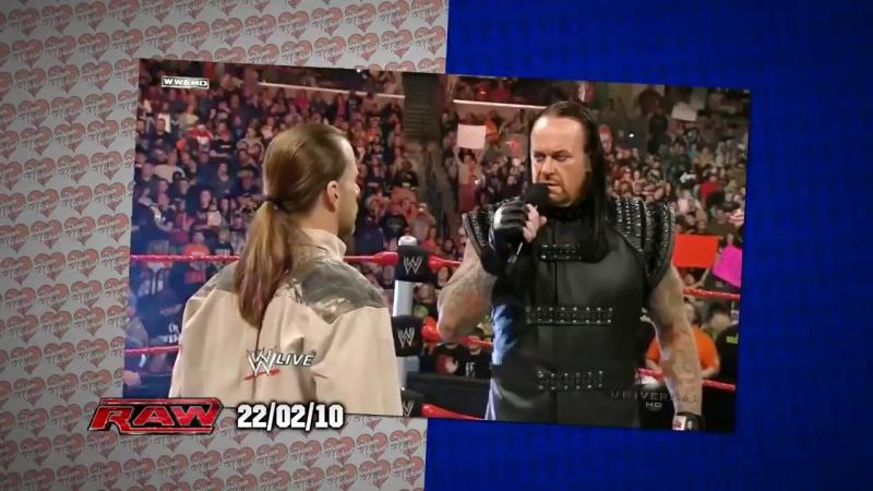 The Undertaker vs. Shawn Michaels (ЧАСТЬ 2)