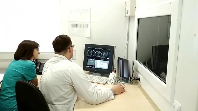 МРТ исследование сердца!