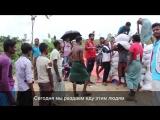Бангладеш МККК доставляет помощь беженцам из Мьянмы в труднодоступные районы