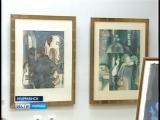 Военная тема, сцены из жизни, пейзажи. В Мурманском областном художественном музее открылась выставка одного из лучших петербург