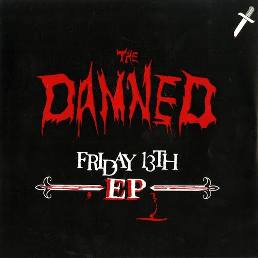 The Damned альбом Friday 13th