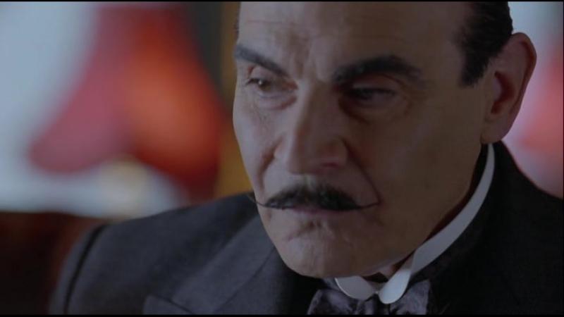 Пуаро. Сезон 12. 3 серия - Убийство в Восточном экспрессе (2010)
