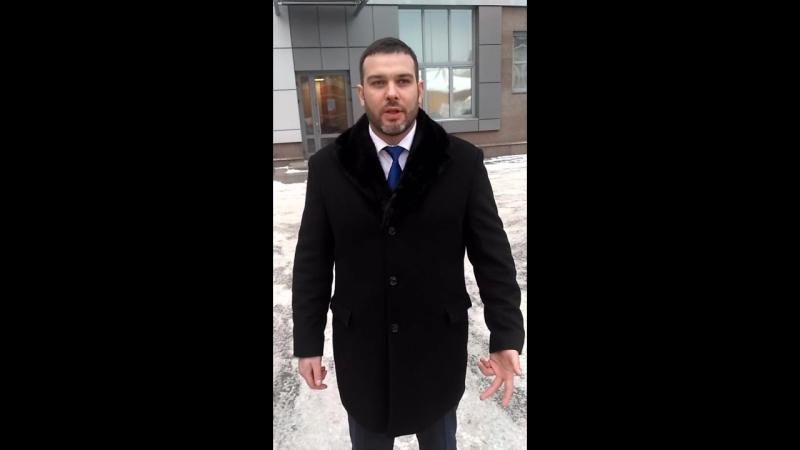 Константин Савенков, топ-менеджер, о тренинге Энергия жизни