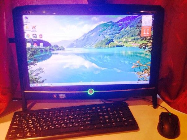 #Техника@bankakomiAcer Aspire Z1800Процессор: Intel Core i3-2100 3.1