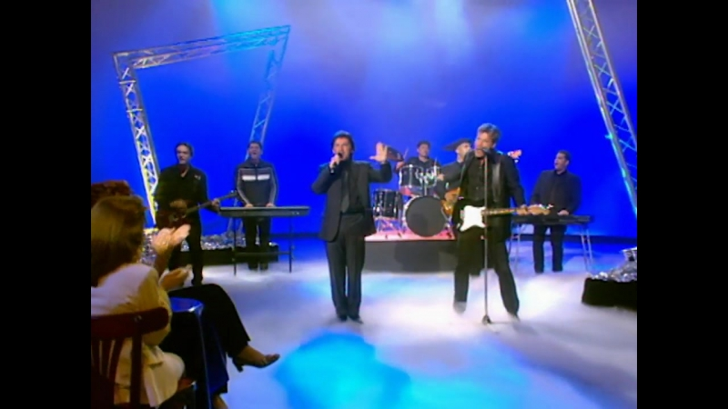 Modern Talking - We Take The Chance (ZDF, Die Patrick Lindner Show, 01.11.1998)