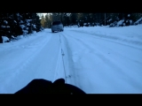 Easy Rider - winter version