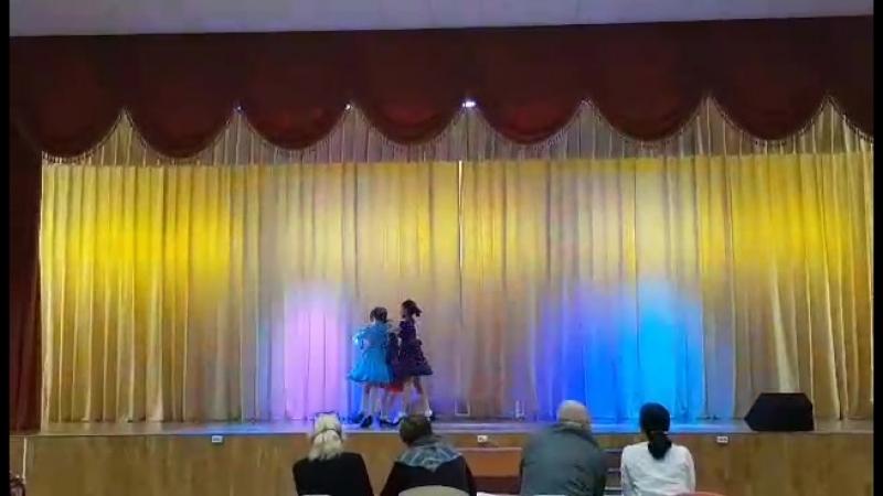 Студия эстрадного танца ВОЯЖ подружки 10 12 лет