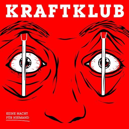 Kraftklub альбом Keine Nacht für Niemand