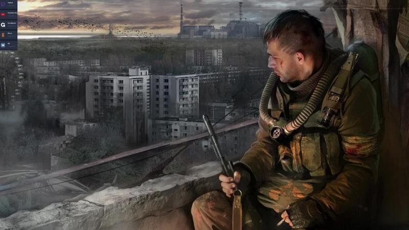 S.T.A.L.K.E.R. Call of Chernobyl - ТАЙНА ЗОНЫ