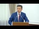О ходе исполнения поручений Президента РК министерством финансов Бахыт Султанов