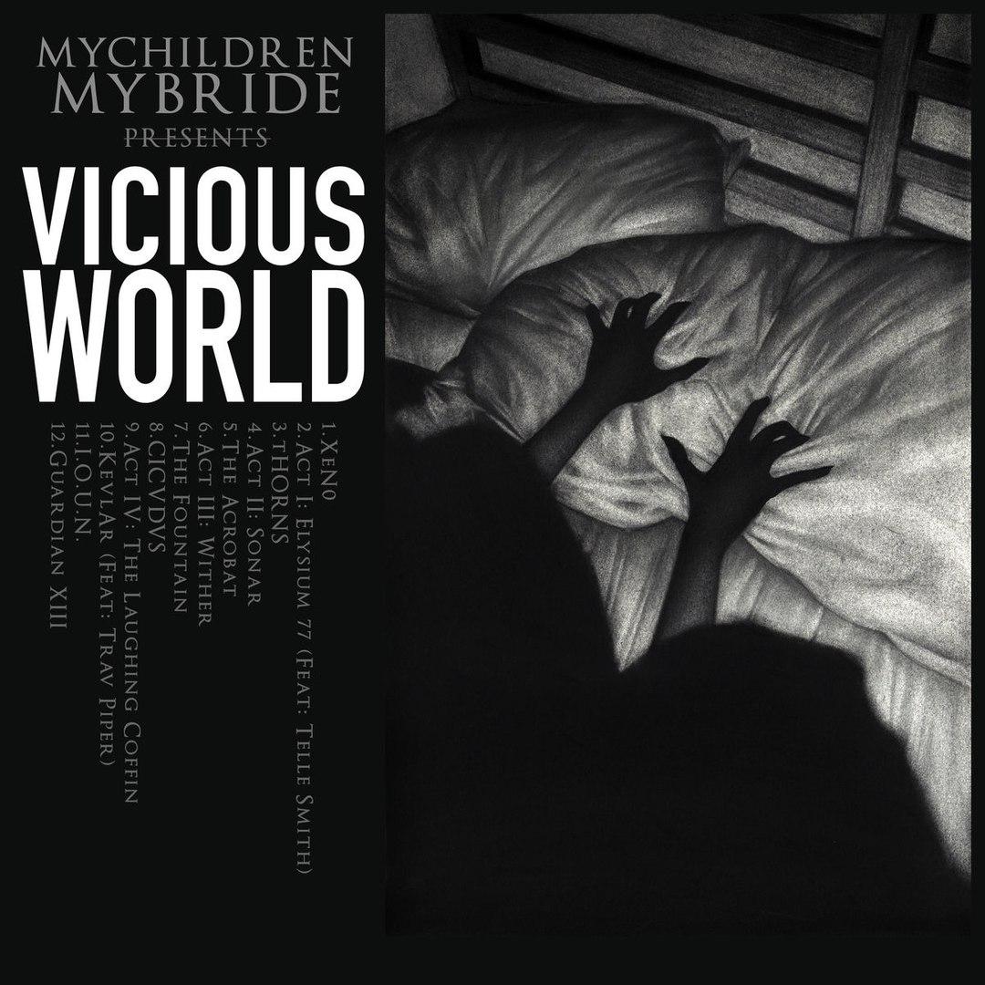 MyChildren MyBride - XeN0 [single] (2017)