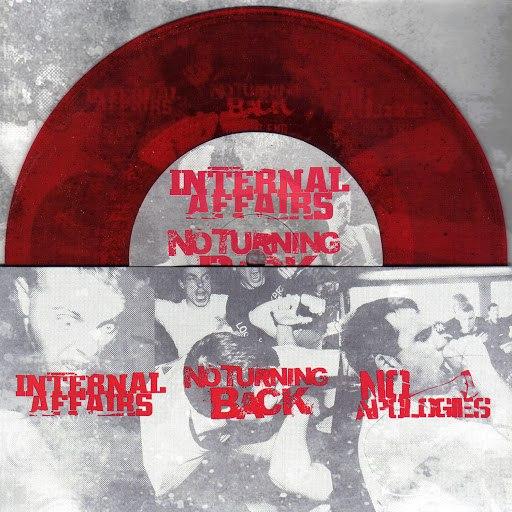 Internal Affairs альбом 3-Way Split