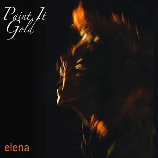 Елена альбом Paint It Gold