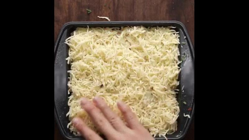 картош ветчина