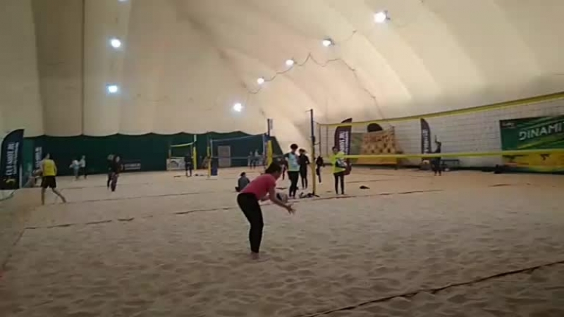 My Volley Party (MVP) 2.0... - Live