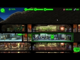 Как погладить Когтя смерти. Fallout Shelter