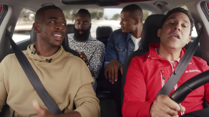 Grand Tour (feat. Chris Paul, James Harden, Trevor Ariza Oscar Nuñez)