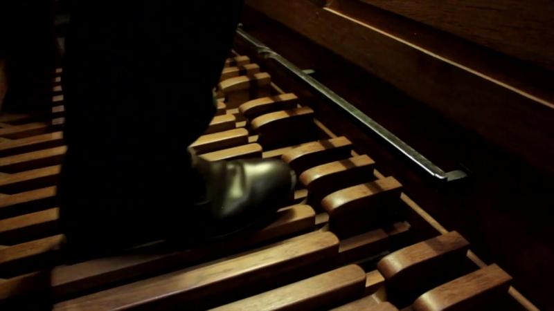 653b J S Bach Chorale prelude An Wasserflüssen Babylon à 5 1st v Weimar BWV 653 b
