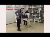 12 стульев. Театр книги.