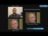Технология замены лиц в реальном времени Face2Face