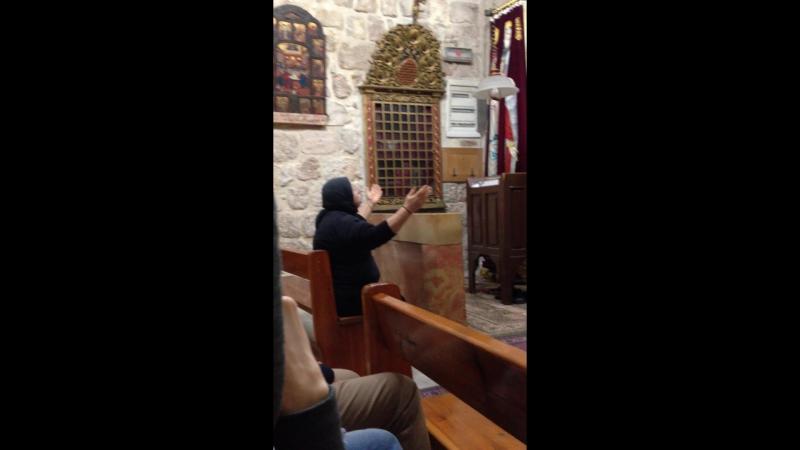 Сирийская ортодоксальная церковь Святого Марка_халилуя