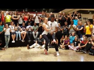 JOJO & MICKAELA - Kizomba Open Festival 2017
