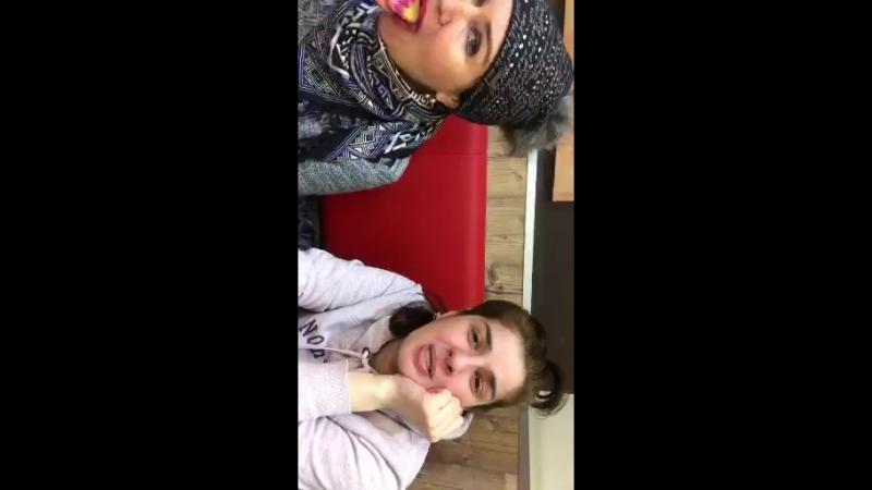 Татьяна Африкантова в Перископе 21.02.2018. Интересный собеседник