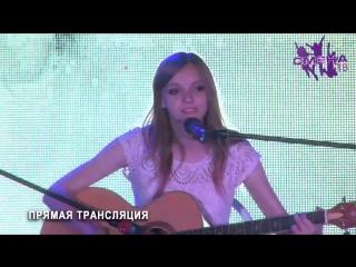 Смирнова_Виктория и Яна_Пономарева Ангел_Веры  ONE_CAMP гала_концерт