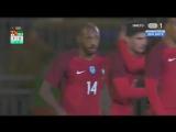 Мануэл Фернандеш  гол за Португалию