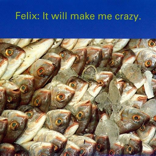 Felix альбом It Will Make Me Crazy (Red Jelly Mix)