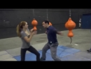Tris Four -- Theo Shai - Fights, knives and