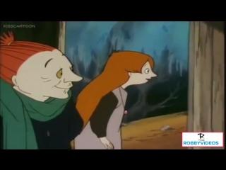 Los moomins 35 - La bruja