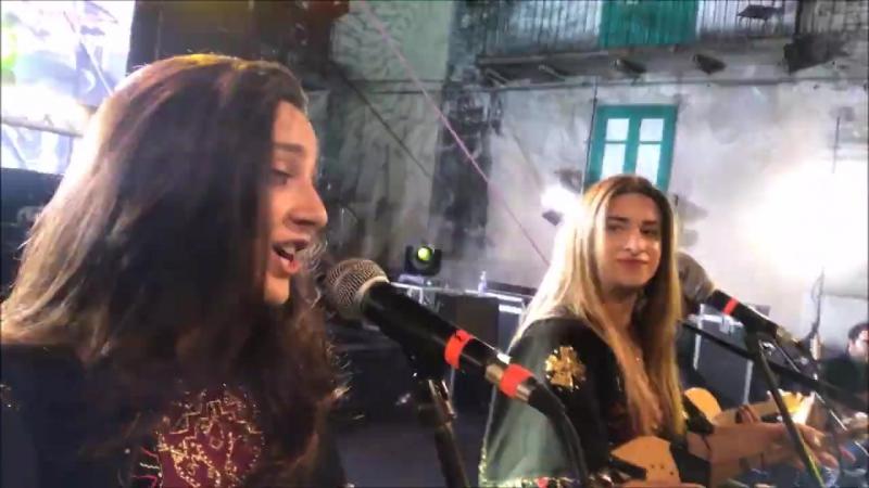 Trio Mandili в Каулонии