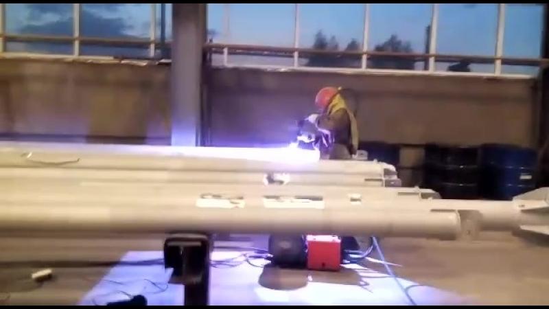 Электродуговая металлизация(напыление цинка)